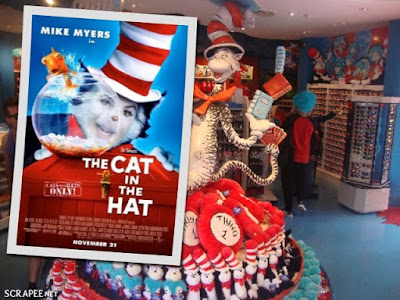 The Cat in the Hat - Islands of Adventure