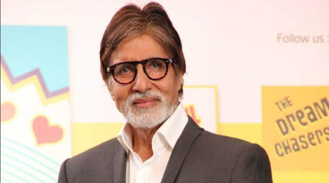 Top Ten Highest paid Bollywood Actors (Male)/Amitabh Bachcan