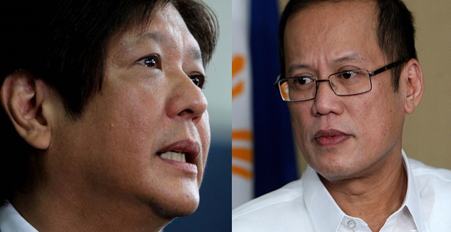 Marcos gives PNoy a rating of 'Poor 6'