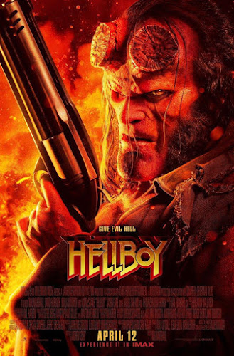 Hellboy (BRRip 720p Dual Latino / Ingles) (2019)