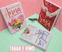 Logo ''Cosa vogliono le donne'': vinci gratis copie del libro di Valentina Cebeni