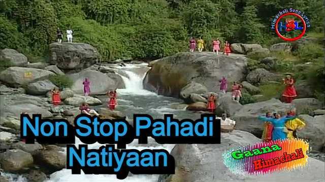 Non Stop Pahadi Natiyaan