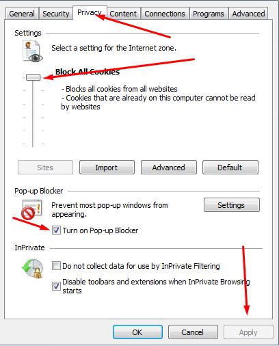cara menghilangkan iklan di layar laptop