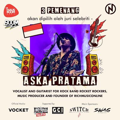 aska rocket rockers