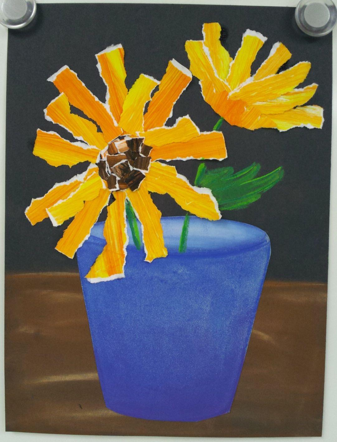 Van Gogh Sunflowers 2nd