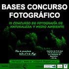 Bases III concurso fotográfico