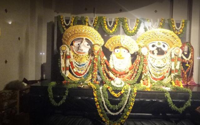 jagannath temple agara bangalore
