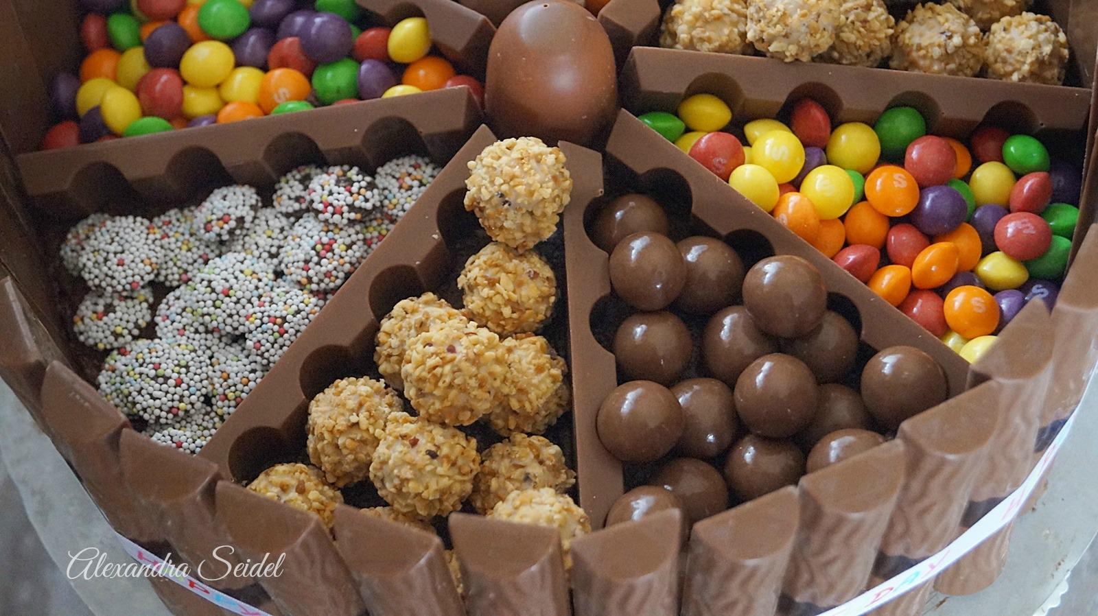 Candy Cake Sussigkeiten Kuchen
