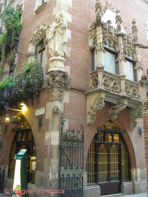 Barcelona modernista, Puig i Cadafalch