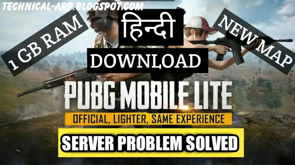 How to Download Play PUBG Mobile Lite In India | PUBG Lite Server