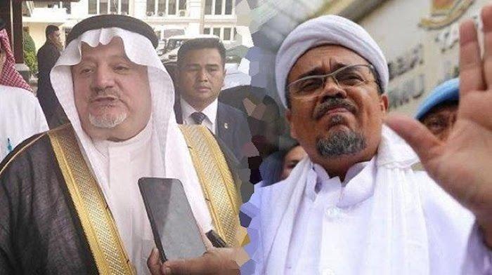 Dubes Saudi Ungkap Fakta Ha6ib Ri2ieq Selama Tinggal di Makkah, FP1: Siapa yang Bohong?