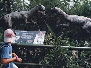 Petualangan Dinosaurus