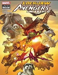 Lockjaw And The Pet Avengers Unleashed