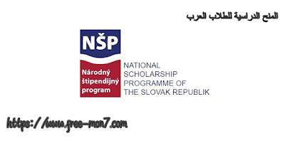 منحة حكومة جمهورية سلوفاكيا الممولة