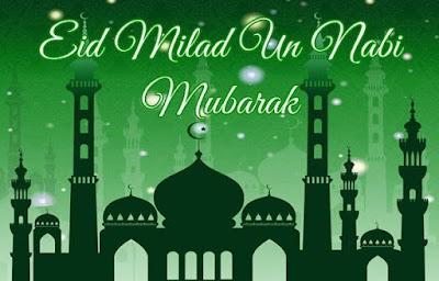 Eid milad un nabi facebook status