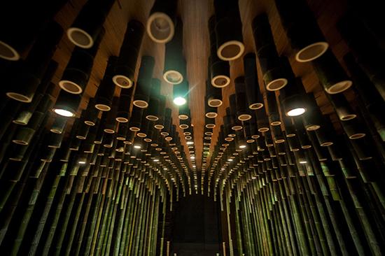 cafe bambu unik