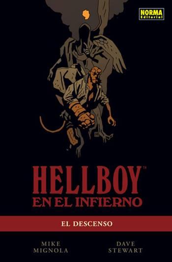 Mike Mignola finalizó Hellboy en el Infierno