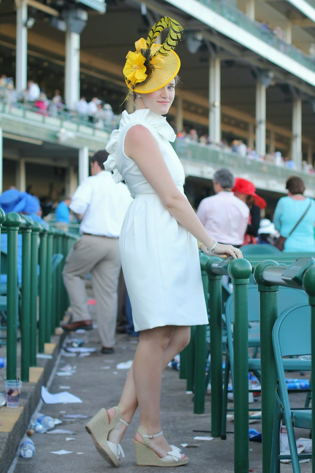 kate spade jumper wedge, kentucky derby outfits
