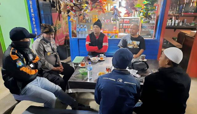 Kapolres Lumajang Silaturahmi ke Warga Suku Tengger dan PSHT