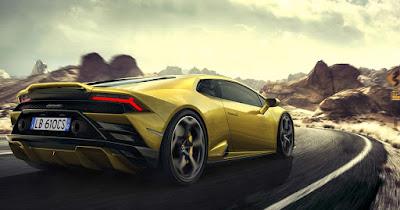 2020 Lamborghini Huracan Evo RWD Review, Specs, Price