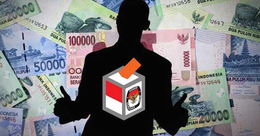 KPK Rilis Laporan Kekayaan 4 Paslon Peserta Pilkada Kota Serang