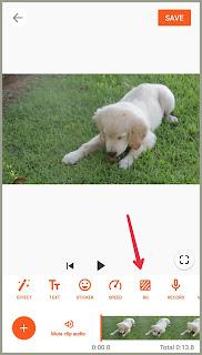 Cara Memperbesar Video di Editor Video YouCut