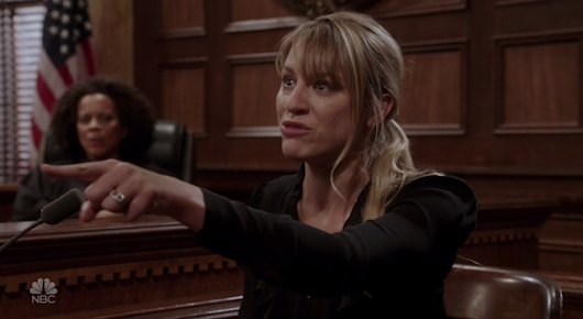[REVIEW] LAW & ORDER: SVU: S18E04 - HEIGHTENED EMOTIONS