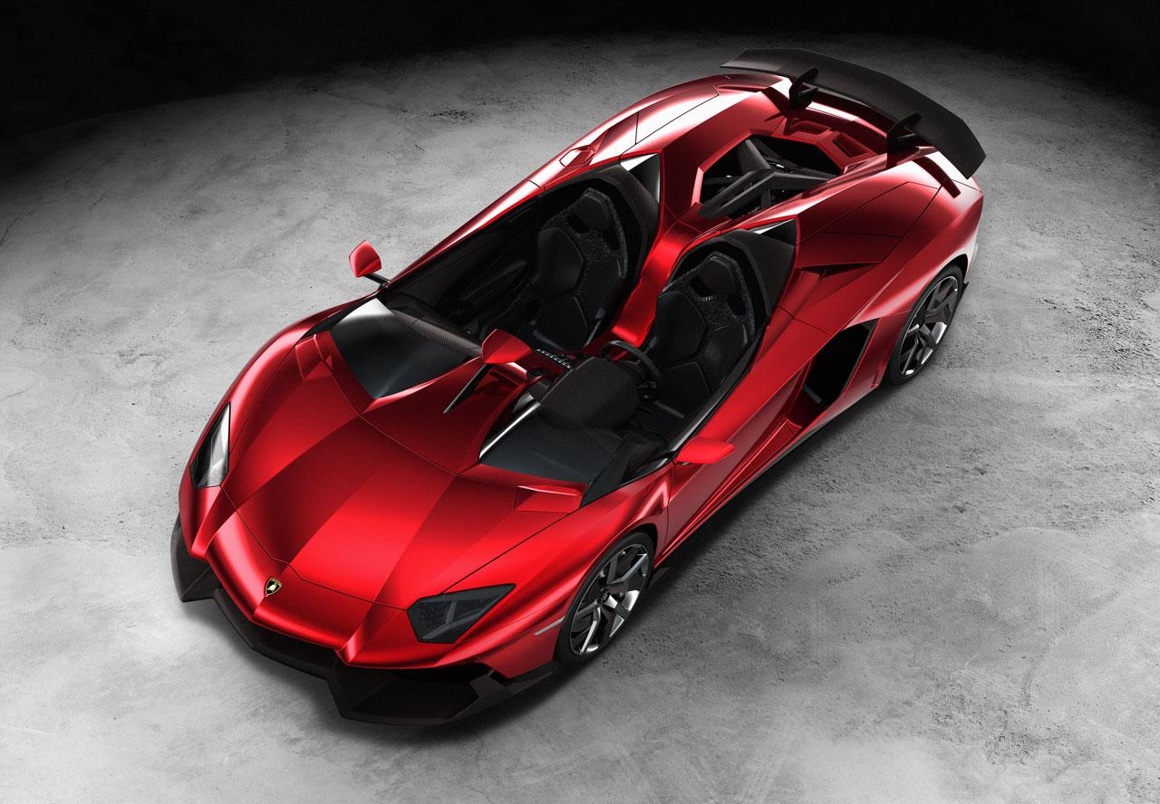 Luxury Cars And Watches Boxfox1 Lamborghini Aventador J Concept