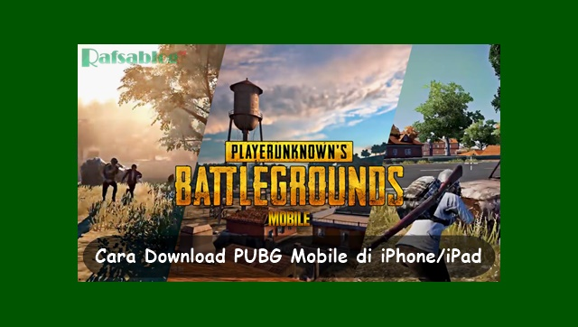 Cara Download PUBG Mobile di iPhone/iPad