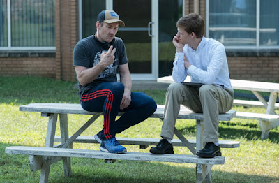 Boy Erased Set Photo Joel Edgerton Lucas Hedges 2