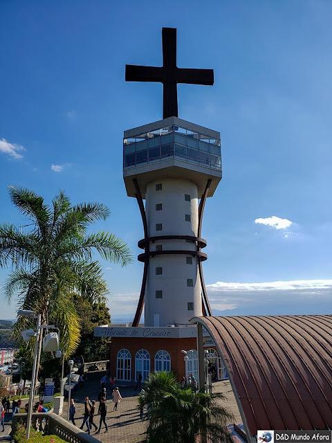 Morro do cruzeiro e Mirante - o que fazer em Aparecida - São Paulo