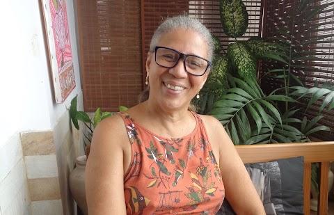 """Solange Souza Lima Moraes: """"O papel do cinema também é social"""""""