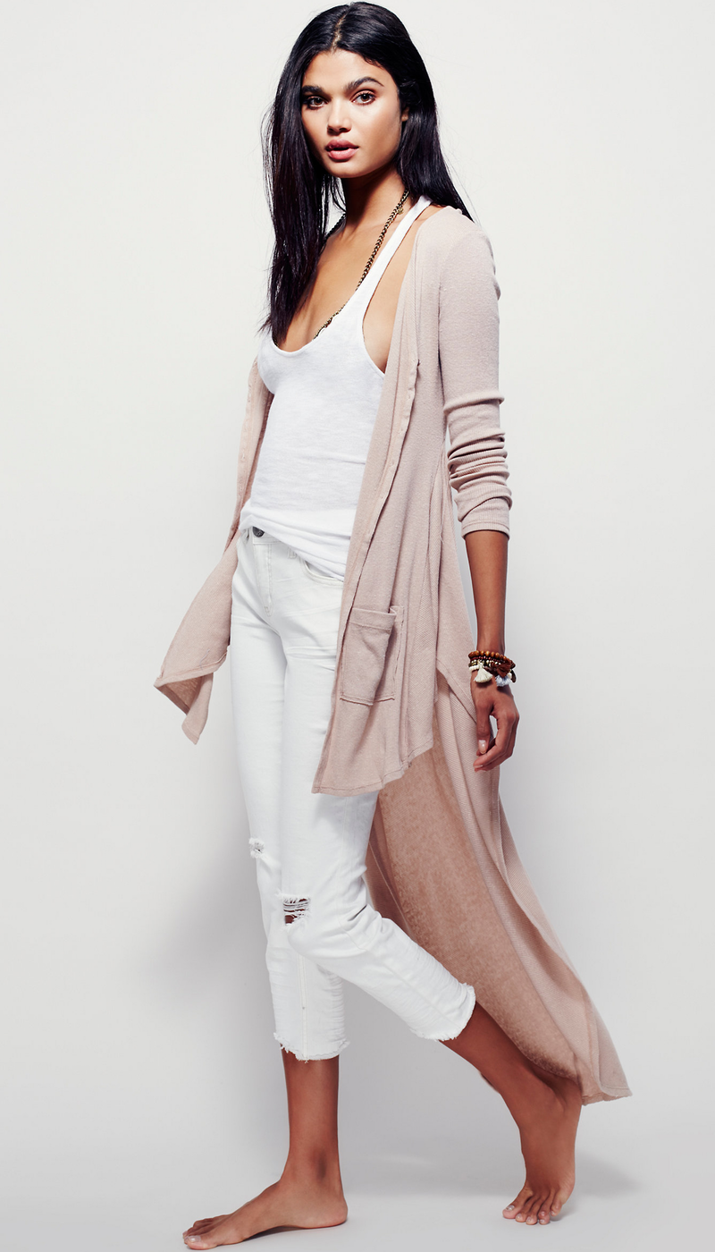 Free People Sunday Cardi