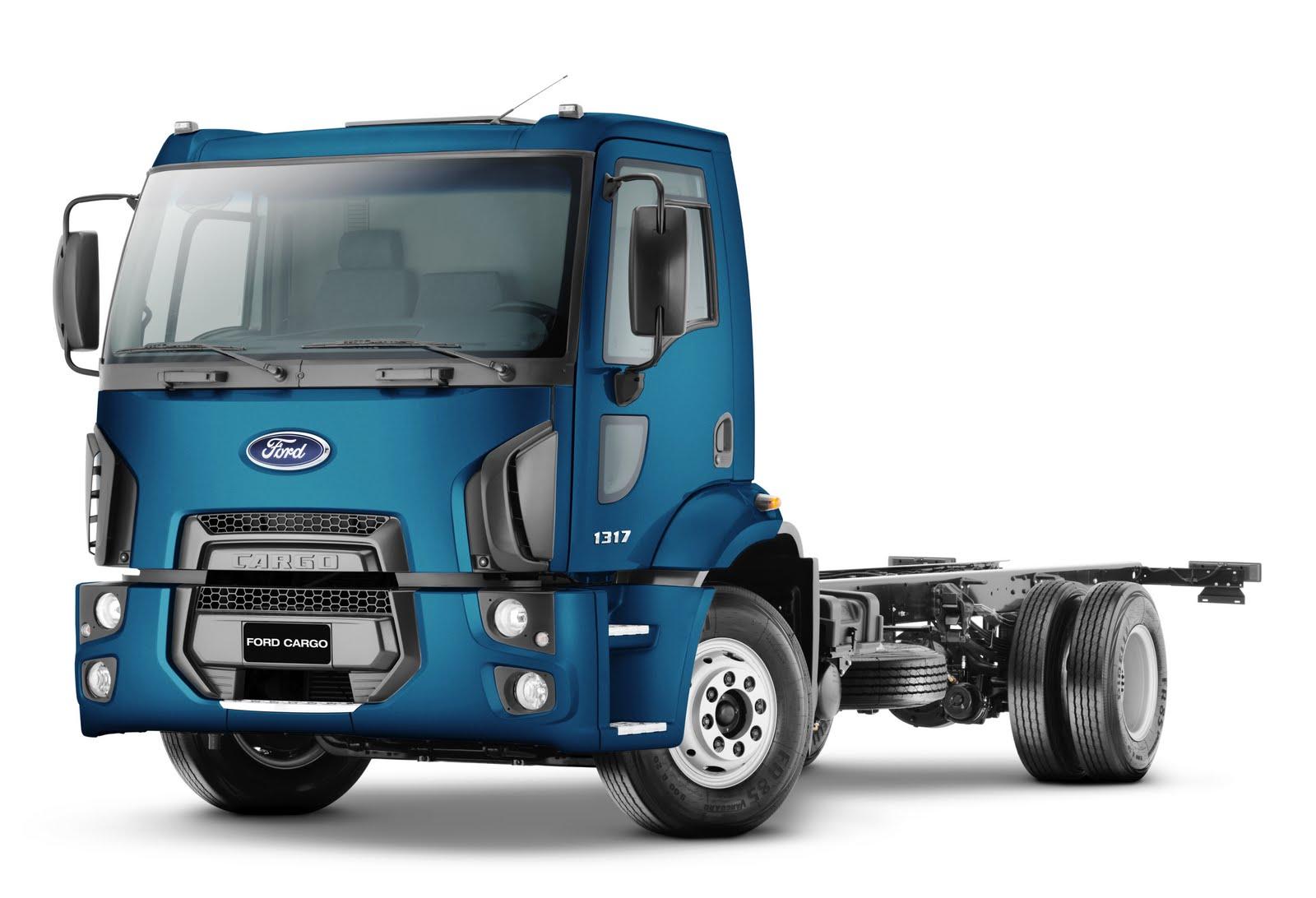 Nueva Linea De Camiones Ford Cargo 2012 Vision Auto