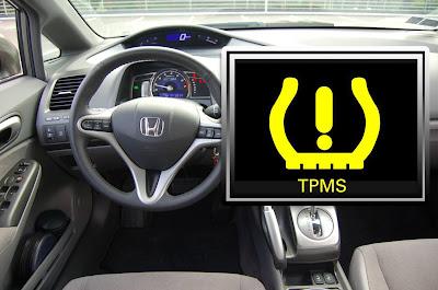 Lastik Tamiri ve TPMS Sensör Uyarısı