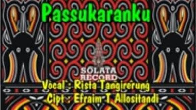 Lirik Lagu Toraja Passukaranku