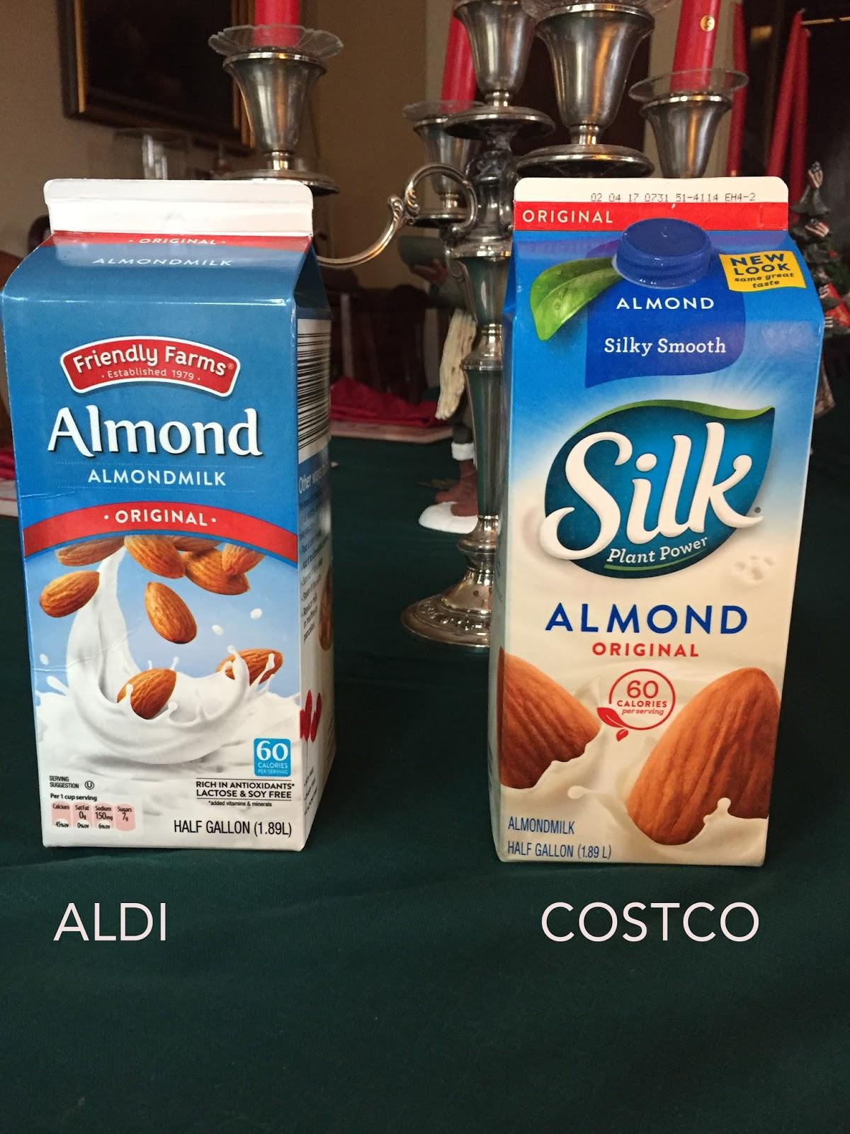 Grandma Fifi: Independent Costco and Aldi Blog: Nut Milk