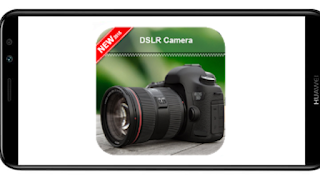 تنزيل برنامج DSLR HD Camera : 4K HD Camera Ultra Blur Effect Premium مدفوع و مهكر بأخر اصدار