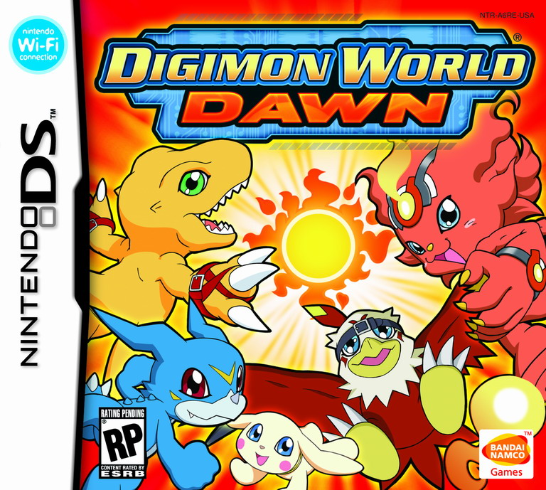 ROMs - Digimon World - Dawn (Português) - NDS Download