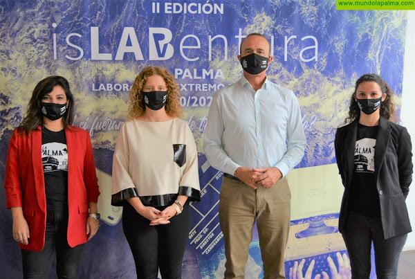Arranca la II edición de lsLABentura, el laboratorio extremo para los soñadores que crean series y largometrajes