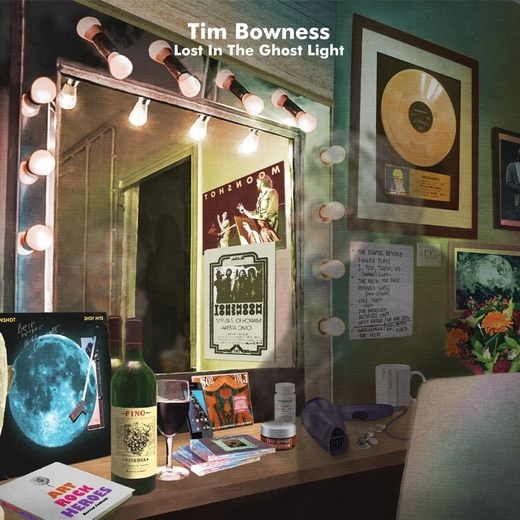 TIM BOWNESS - Lost In The Ghost Light (2017) full