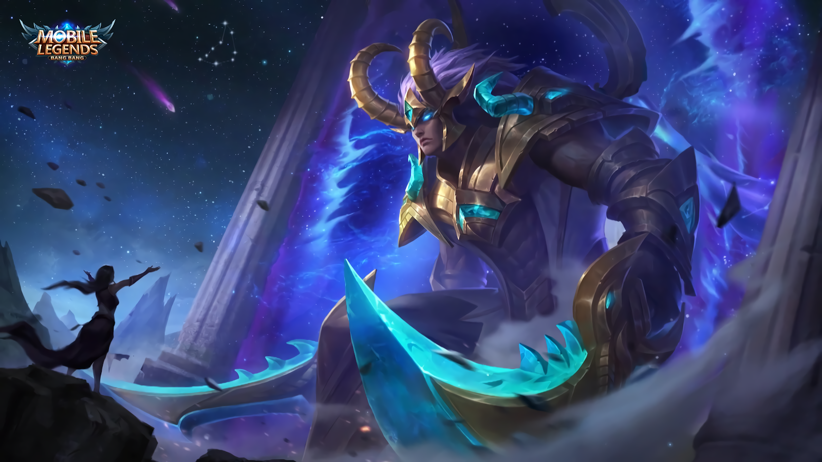 Mobile Legends Bang Bang Wallpaper Mobile Legends Zodiac Skin