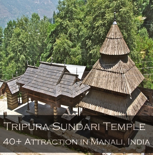 Manali Attraction - Tripura Sundari Temple Naggar