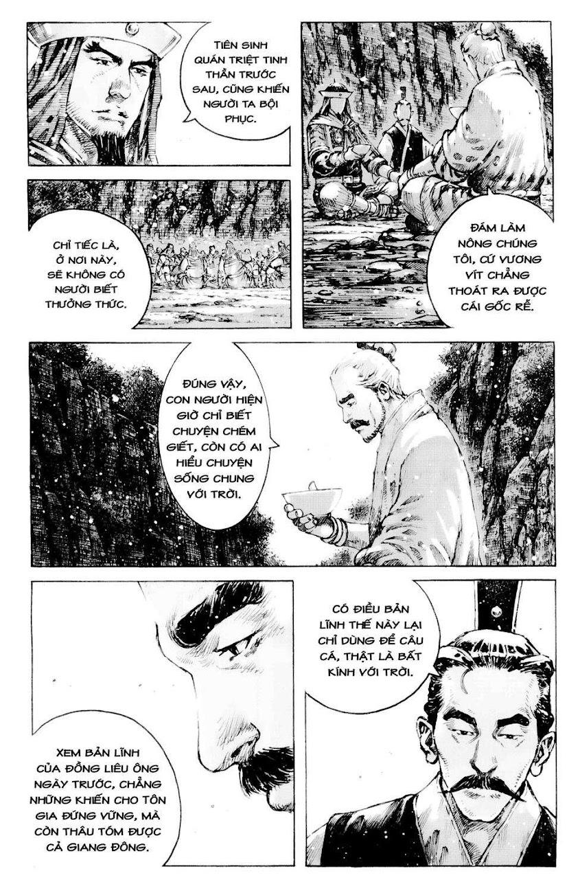 Hỏa phụng liêu nguyên Chương 403: Đệ nhất quân sư [Remake] trang 9