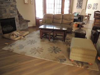 LEED certified rug pads