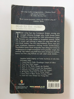 Dead To The World (Vampir Dan Penyihir)