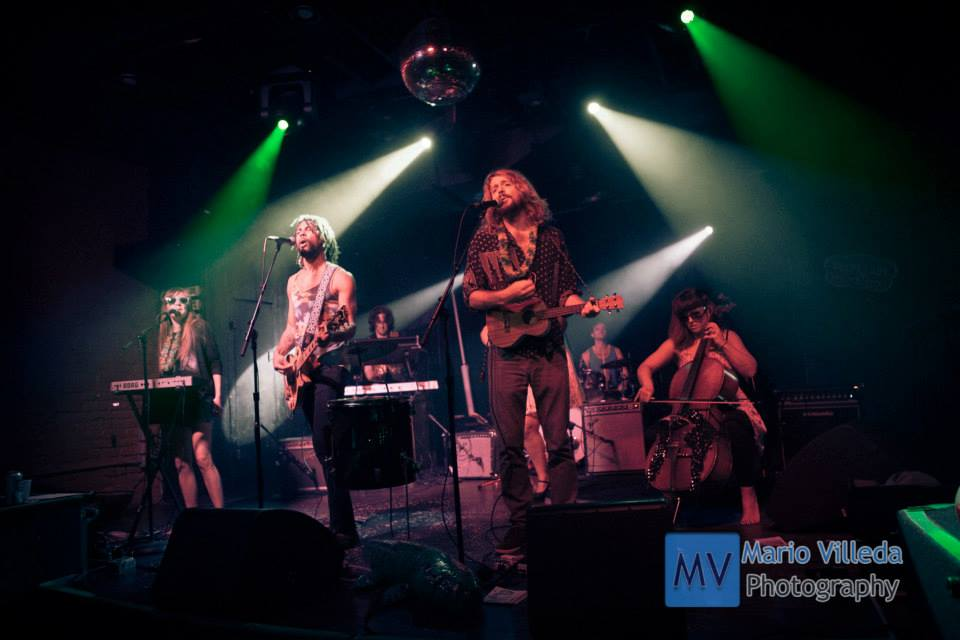Food Forest Retreat: Mighty Mountain Debut Album Campaign
