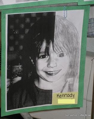 A is for Artwork on Homeschool Coffee Break @ kympossibleblog.blogspot.com