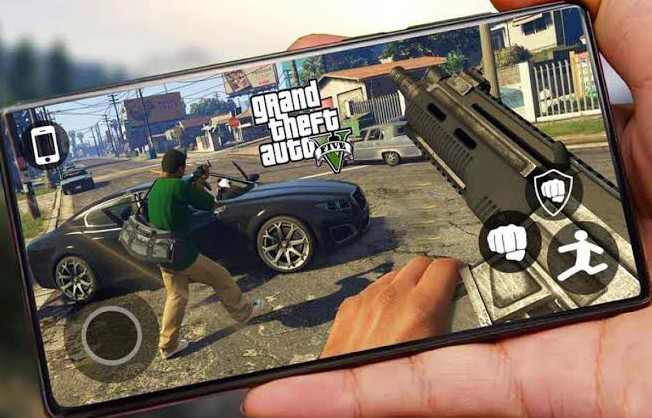 GTA 5 Apk obbfreedownload