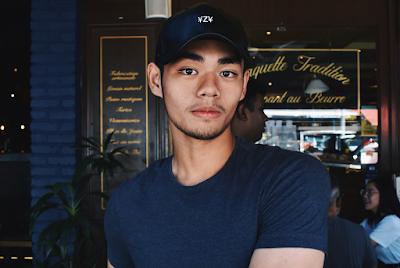 Biodata Haziq MacQuistan Pelakon Drama Patah Sayap Bertongkat Paruh